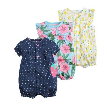 New Girl Jumpsuits For Babies Clothing