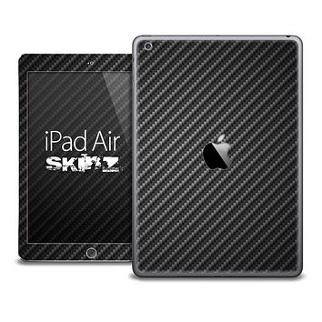 The Carbon Fiber Print Skin for the iPad Air