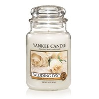 Wedding Day™ : Large Jar Candles : Yankee Candle