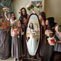 OMG!!!! / Best Idea for a bridesmaid pic!!