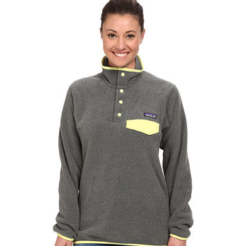 Patagonia Lightweight Synchilla® Snap-T® Fleece Pullover