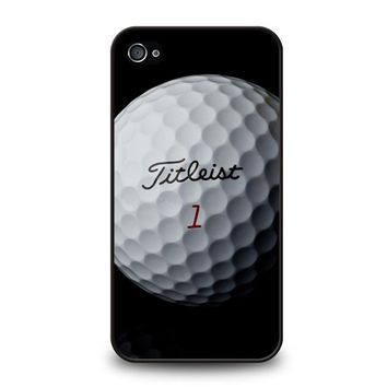 TITLEIST GOLF iPhone 4 / 4S Case Cover