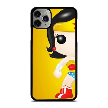 WONDER WOMAN KAWAII iPhone Case Cover