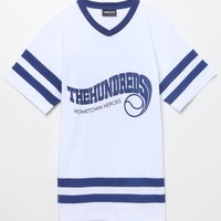 The Hundreds Rydell Jersey T-Shirt - Mens Tee - White