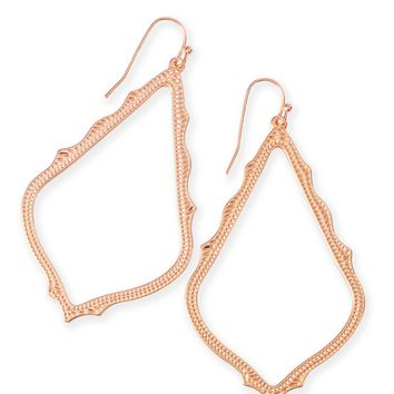Sophee Drop Earrings in Silver | Kendra Scott Jewelry