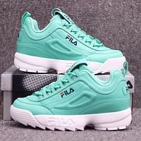 FILA Women Fashion Sneakers Sport Shoes