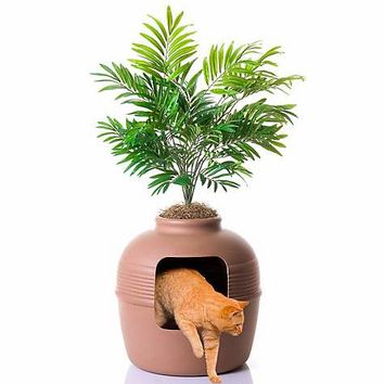 Good Pet Stuff Plant Hidden Litter Box | Petco