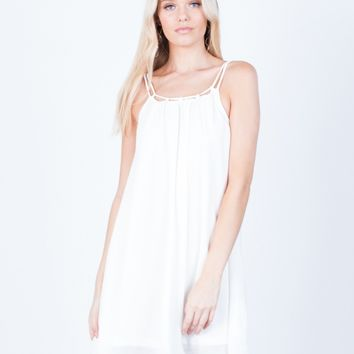 Flowy Cami Dress