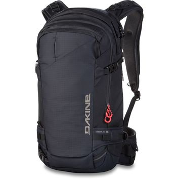 Dakine - Poacher Ras 26L Black Backpack