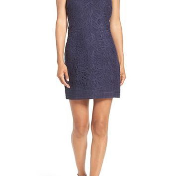 Lilly Pulitzer® 'Jaimie' Crochet Shift Dress | Nordstrom