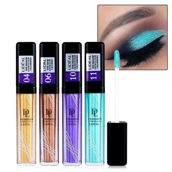 Long Lasting Pigments Metallic Eyeshadow