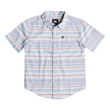 Boys 4-7 Rifter Short Sleeve Shirt 889351327413 | Quiksilver