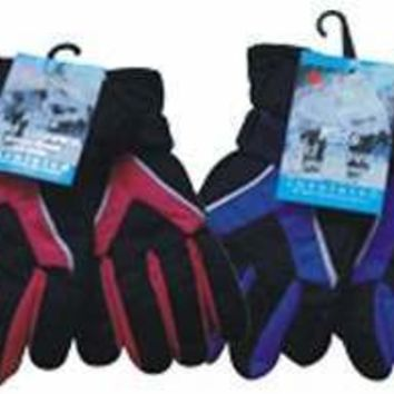 Kids Ski Gloves - CASE OF 144