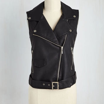Rebel Without Faux Pas Vest