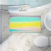 Artistic Bath and Beach Towels | Rachel Burbee | Skies The Limit II | Dianoche Designs