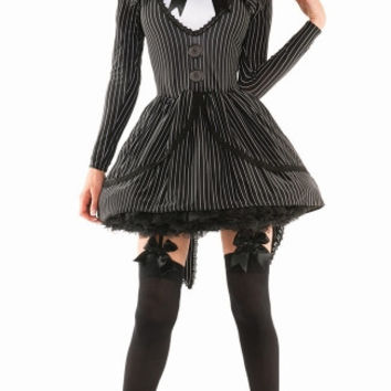 Bad Dreams Babe Costume