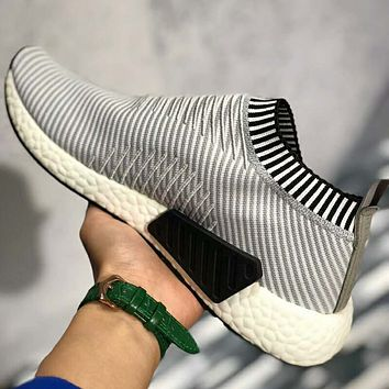 Adidas Consortium NMD CS2 PK feels extremely comfortable F-PSXY grey