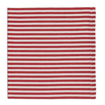 Sleigh Ride Stripe Napkin (Set of 4)