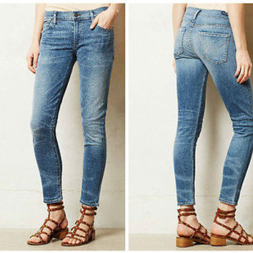 Anthropologie $198 Citizens of Humanity Avedon Ankle Jeans Sz 28 - NWT