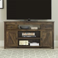 TV Stand or Media Storage Assembly