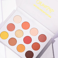 Yes, Please! - Pressed Powder Shadow Palette – ColourPop