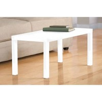 Parsons Coffee Table, Multiple Colors - Walmart.com