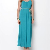 Margret by Be Cool Grecian Maxi Dress - All Maxed Out - Modnique.com