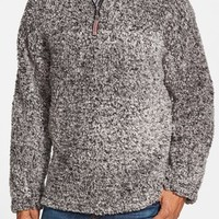 Men's True Grit Quarter Zip Pile Pullover,