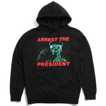 Arrest The Hoody Black