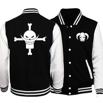 One Piece spring jacket sweatshirts