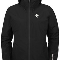 Black Diamond Liquid Point Rain Jacket - Women's