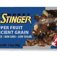 Honey Stinger Snack Bar, Cran-Apple and Walnuts, 1.4 Ounce (Pack of 15)