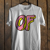OF Odd Future Donut T Shirt Mens T Shirt and Womens T Shirt **