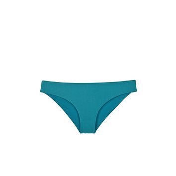 Ali Moderate Hipster Bikini Bottom - Harbor Blue