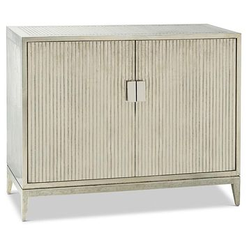 Brownstone Furniture Treviso Ribbed Accent Chest