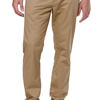 Bullhead Denim Co Gravels Slim Chino Antique Bronze Pants at PacSun.com