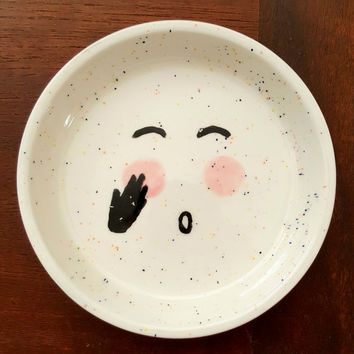 Surprised Ring Dish