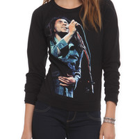 Bob Marley Belly Girls Pullover Top