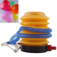 Convenient Easy Balloon Inflatable Toy Yoga Ball Foot Air Pump Inflator = 1933086148