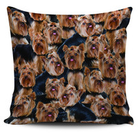 Yorkshire Terrier Pillowcover