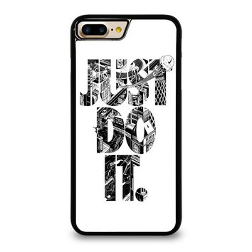 NIKE JUST DO IT TYPE iPhone 7 Plus Case