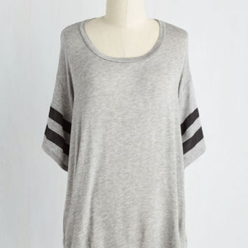 Athletic Mid-length 3 Renovation Date Top