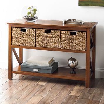 SONOMA life + style 4-pc. Cameron Console Table Set