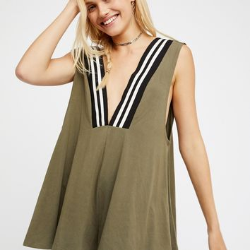 Free People Kickin' It Romper
