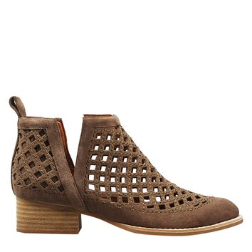 Jeffrey Campbell Taggart Women's - Taupe Suede