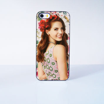 Lana del rey Plastic Case Cover for Apple iPhone 5s 5 6 Plus 6 4 4s  5c