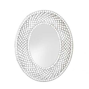 Mosaic Sparkle Wall Mirror
