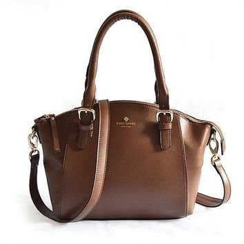 Kate Spade Women Shopping Leather Handbag Tote Satchel Bag H-YJBD-2H-2