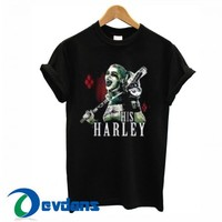 His Harley T Shirt Women And Men Size S To 3XL | His Harley T Shirt