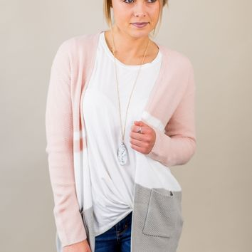 Just The Way It Is Cardigan- 3 Options